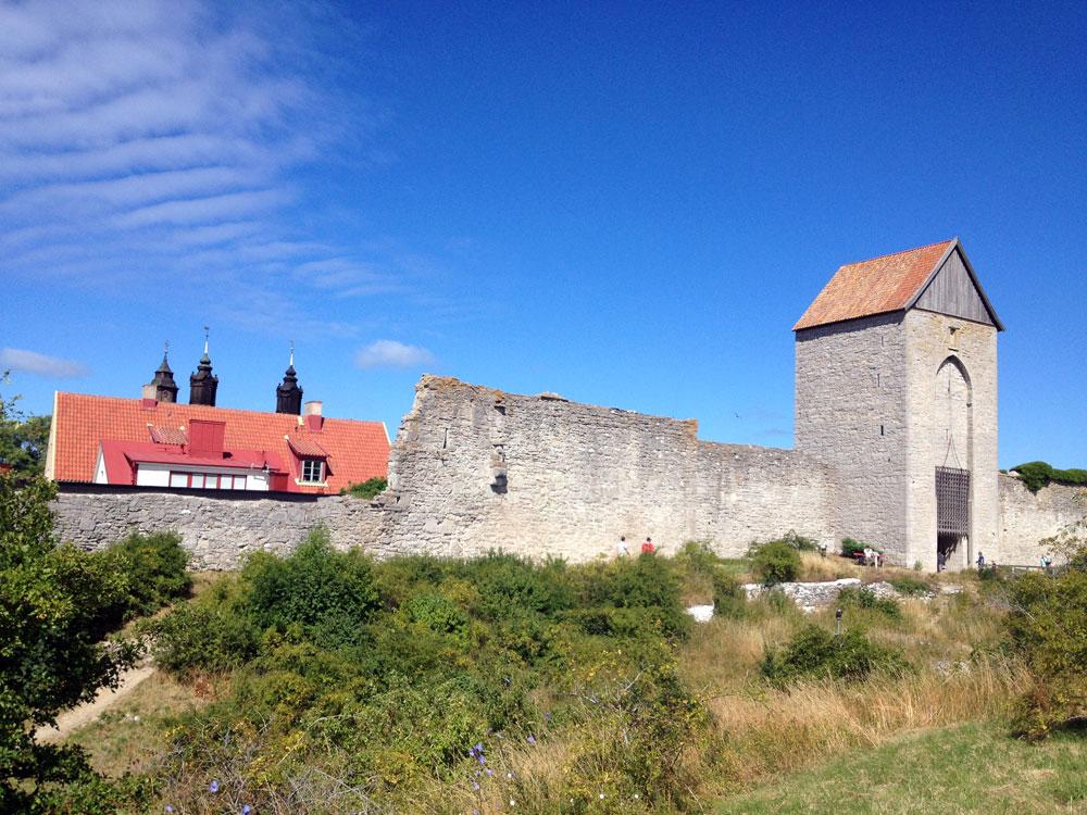 スウェーデン人の憧れの地、ゴットランド島