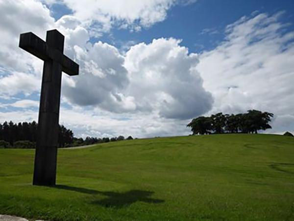 世界遺産「森の墓地」